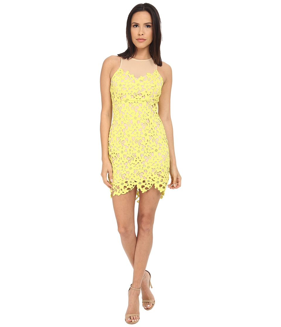 Lovers + Friends - Larissa Dress (Sunshine) Women's Dress