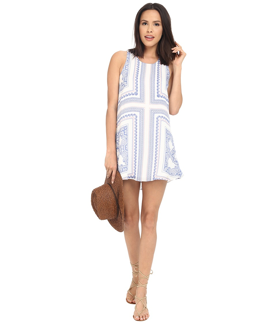 Lovers + Friends - Colette Dress (Bella Scarf) Women's Dress