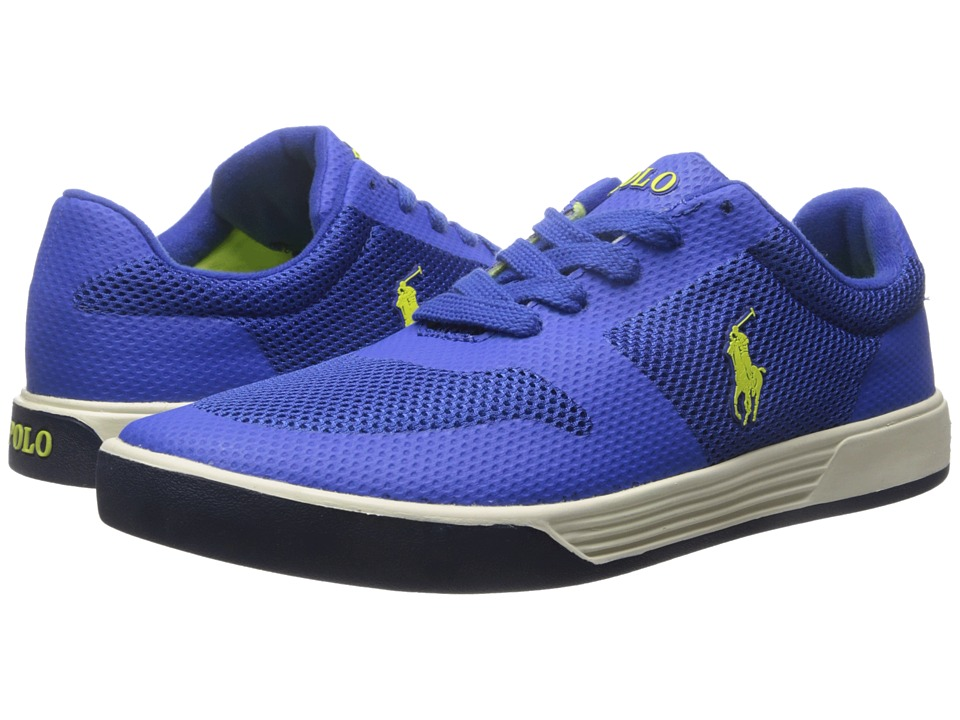 Polo Ralph Lauren - Hellidon (Sapphire Star Sport Mesh) Men's Lace up casual Shoes