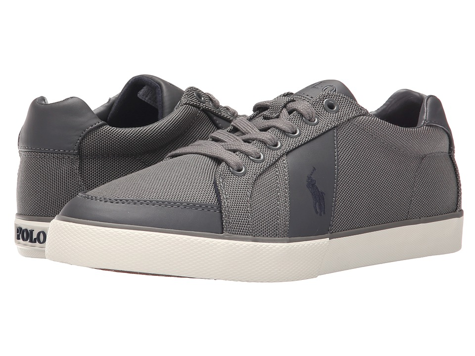 Polo Ralph Lauren Hugh (Charcoal Grey Pique Nylon) Men