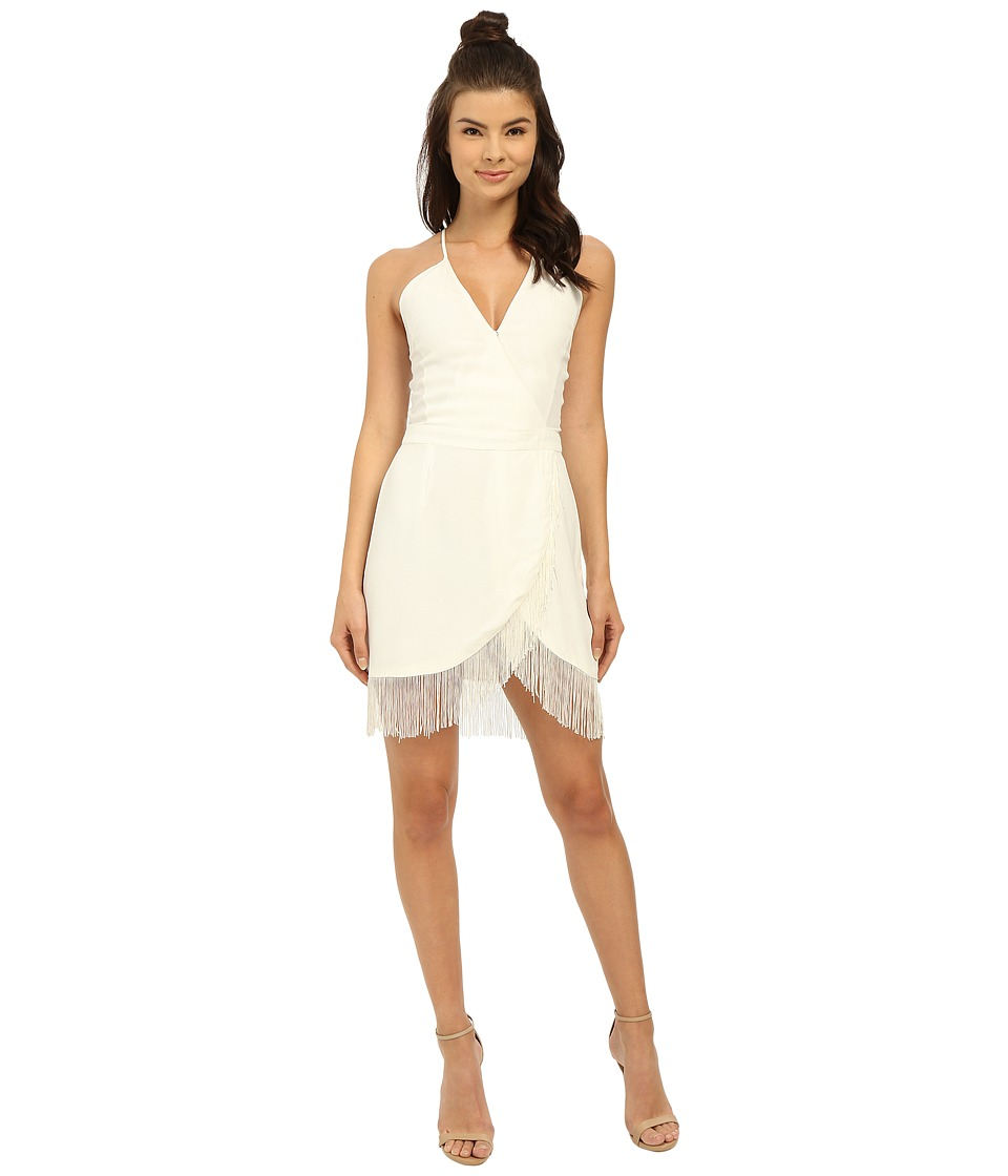 Lovers + Friends - Saturn Mini Dress (Ivory) Women's Dress