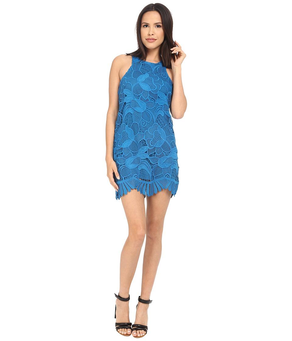 Lovers + Friends Caspian Shift Dress (Turquoise) Women