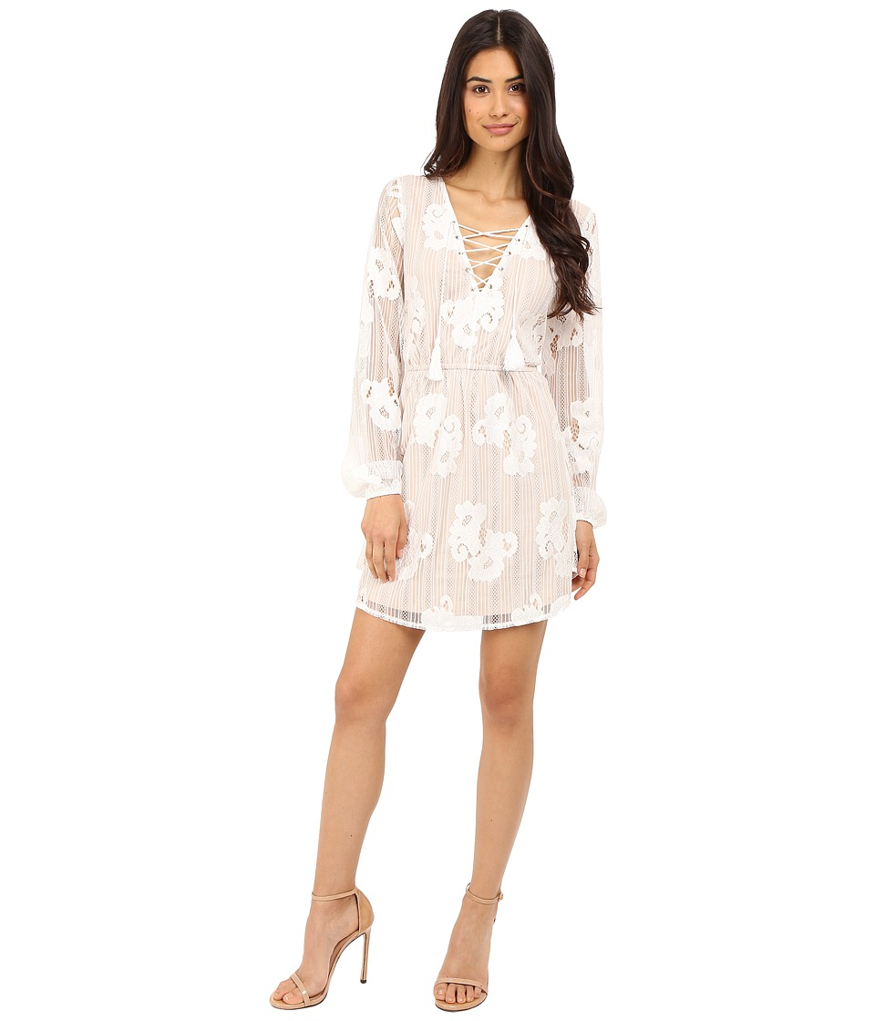 Lovers + Friends - Haiden Dress (Ivory) Women's Dress