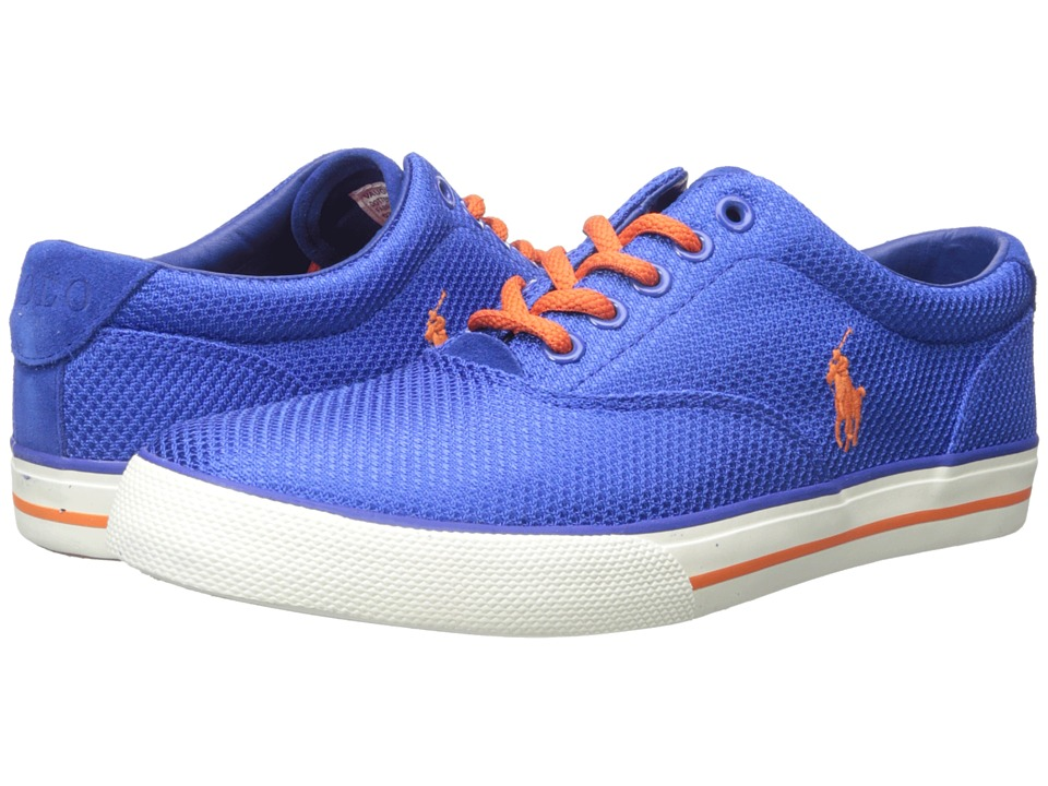 Polo Ralph Lauren - Vaughn (Saphire Star Dotted Mesh) Men's Lace up casual Shoes