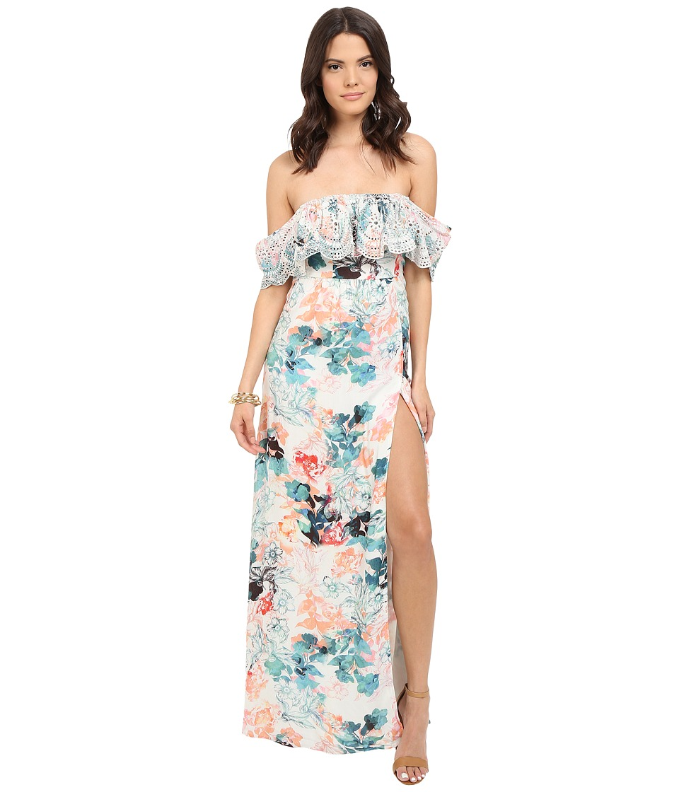 Lovers + Friends - Anemone Dress (Paradise Floral) Women's Dress