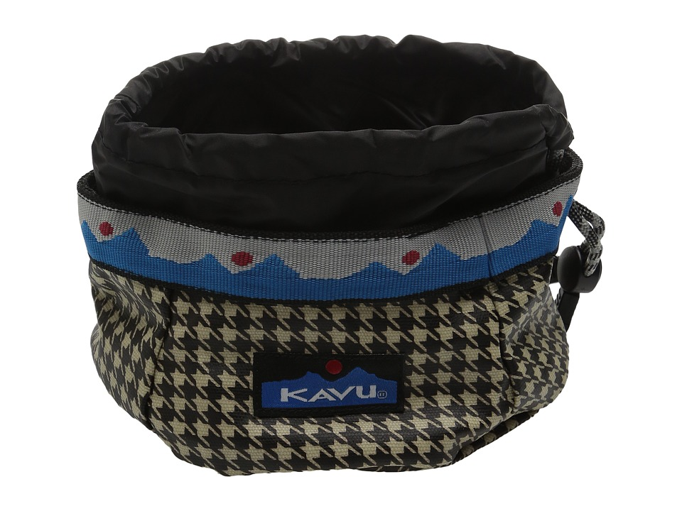 KAVU - Buddy Bowl (Houndstooth) Bags