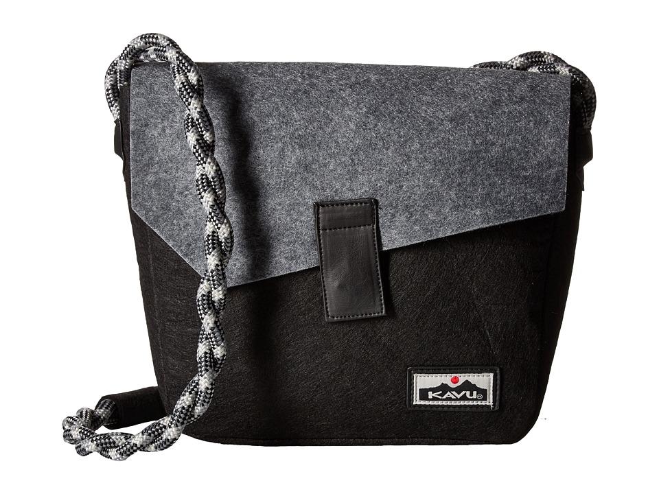 KAVU - Fernie (Black Smoke) Bags