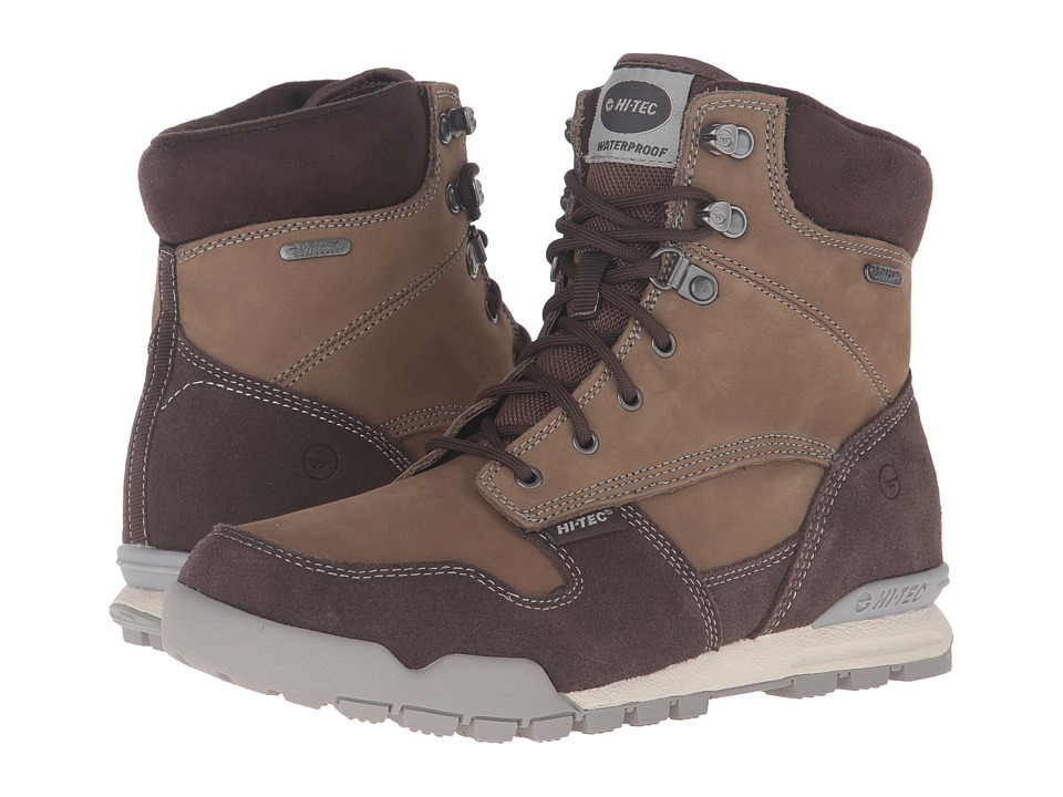 Hi-Tec - Sierra Tarma I Waterproof (Brown/Cool Grey) Women's Shoes