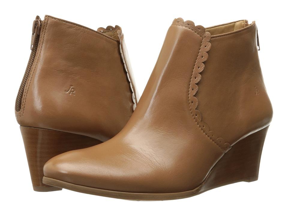 Jack Rogers - Emery (Cognac) Women's Boots