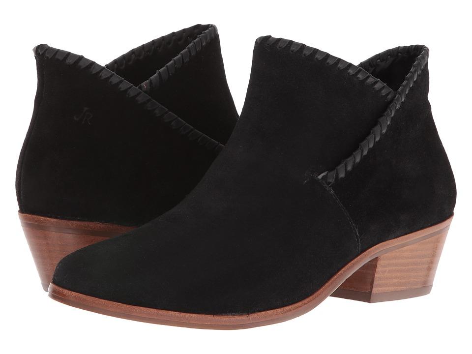 Jack Rogers - Sadie Suede (Black) Women's Boots