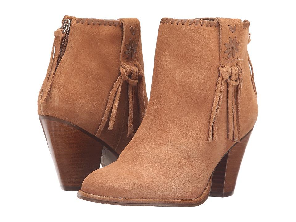 Jack Rogers - Greer Suede (Oak) Women's Boots