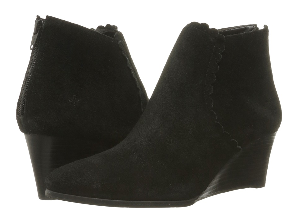 Jack Rogers - Emery Suede (Black) Women's Boots