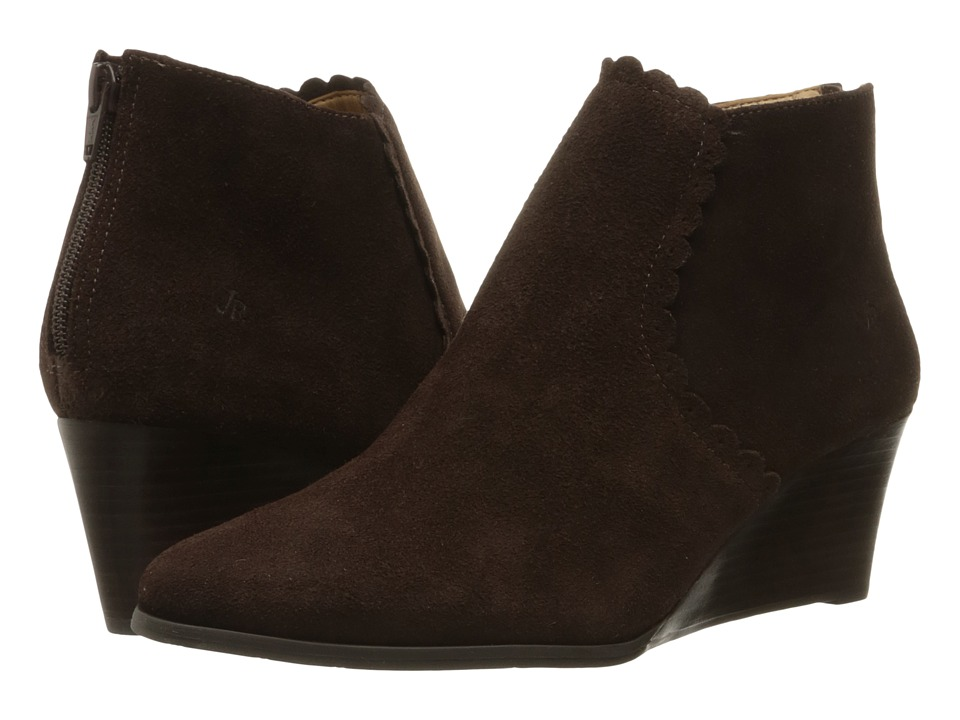 Jack Rogers - Emery Suede (Espresso) Women's Boots