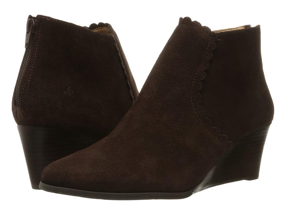 Jack Rogers - Emery Suede (Espresso) Women's Boots