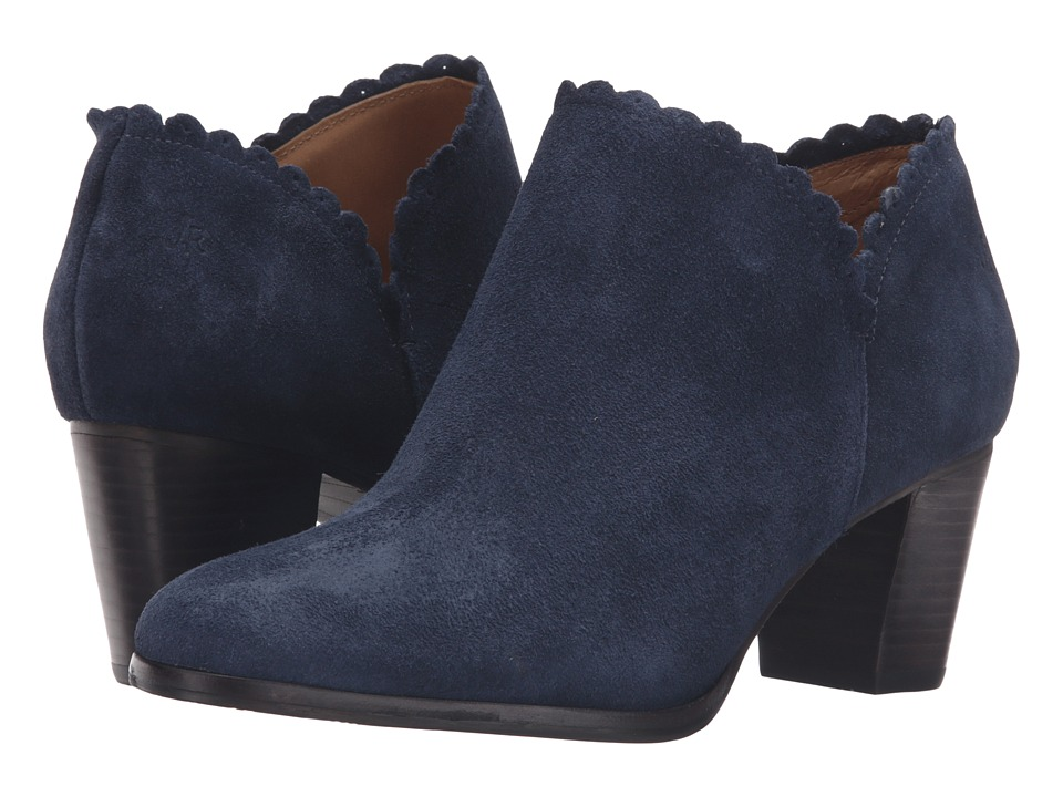 Jack Rogers - Marianne Suede (Midnight) Women's Boots
