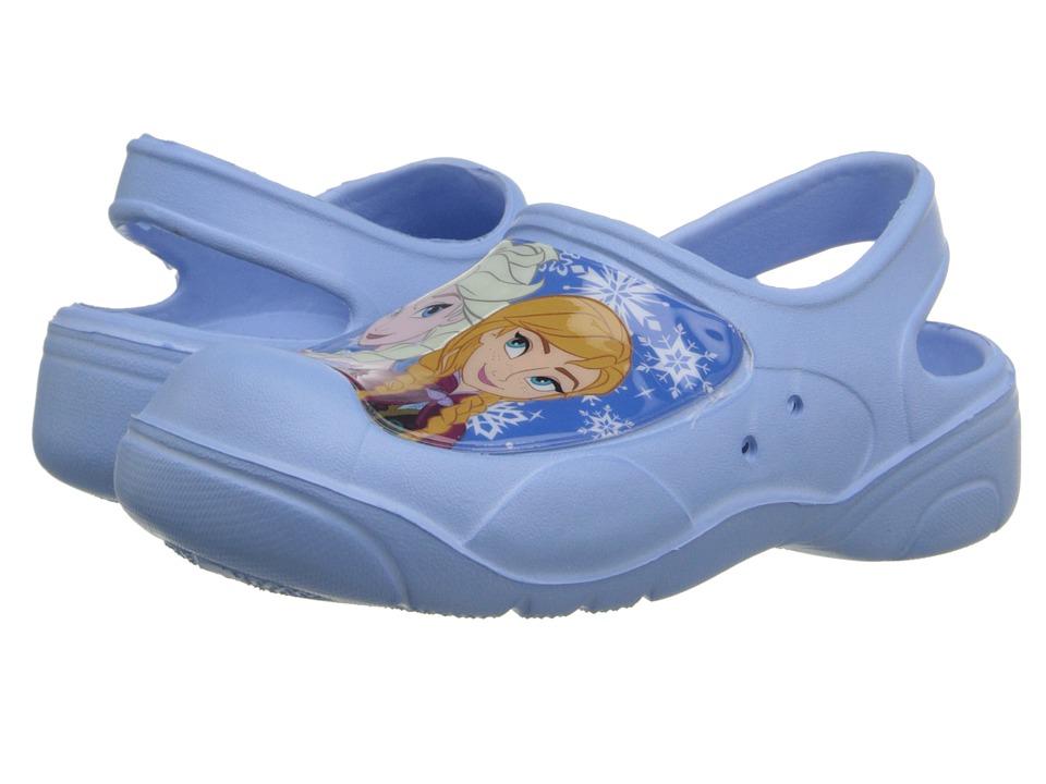 Josmo Kids - Frozen Clog (Toddler/Little Kid) (Blue) Girls Shoes