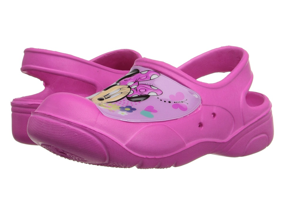 Josmo Kids - Minnie Clog (Toddler/Little Kid) (Fuchsia) Girls Shoes