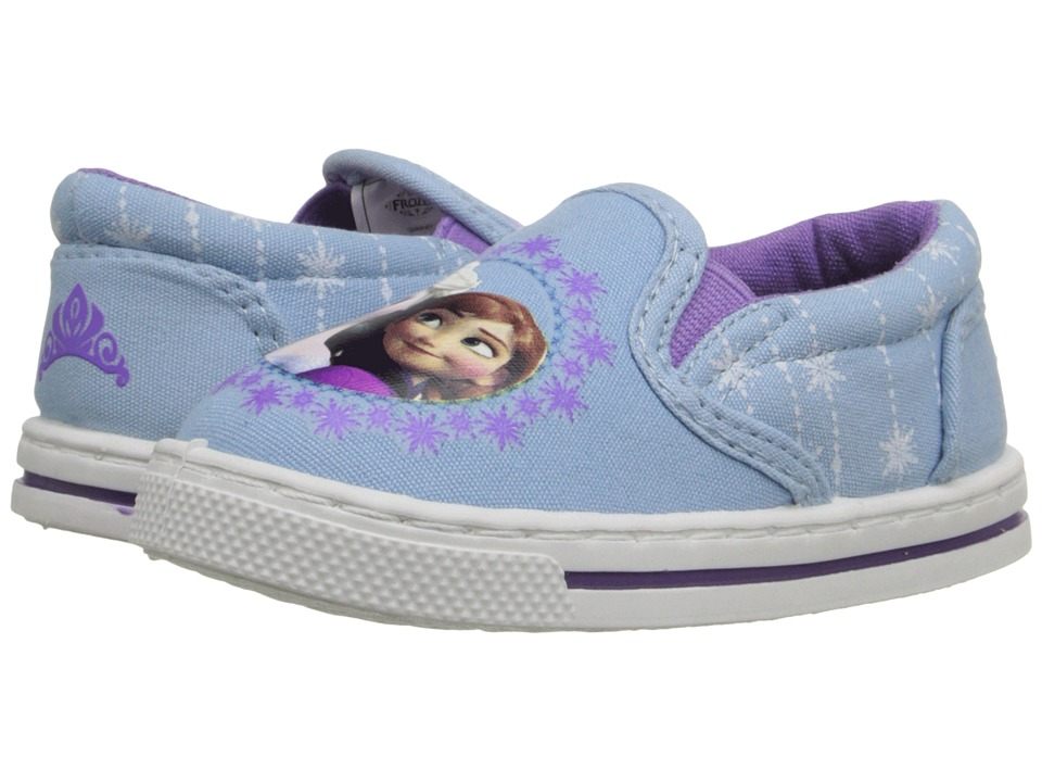 Josmo Kids - Frozen Slip-On (Toddler/Little Kid) (Blue/Purple) Girls Shoes