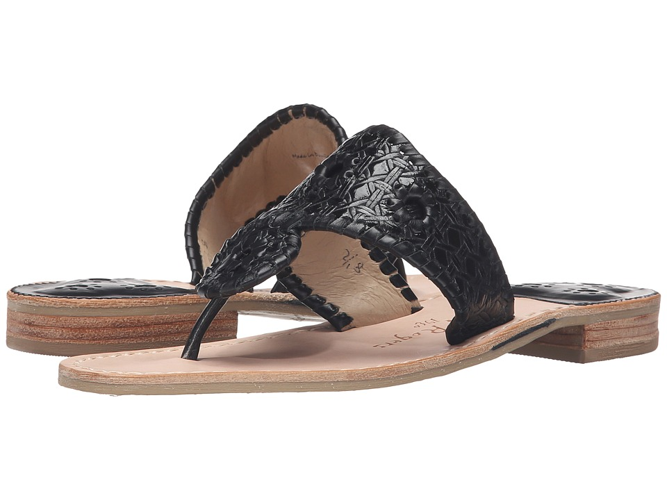 Jack Rogers - Tyler (Black) Women's Sandals