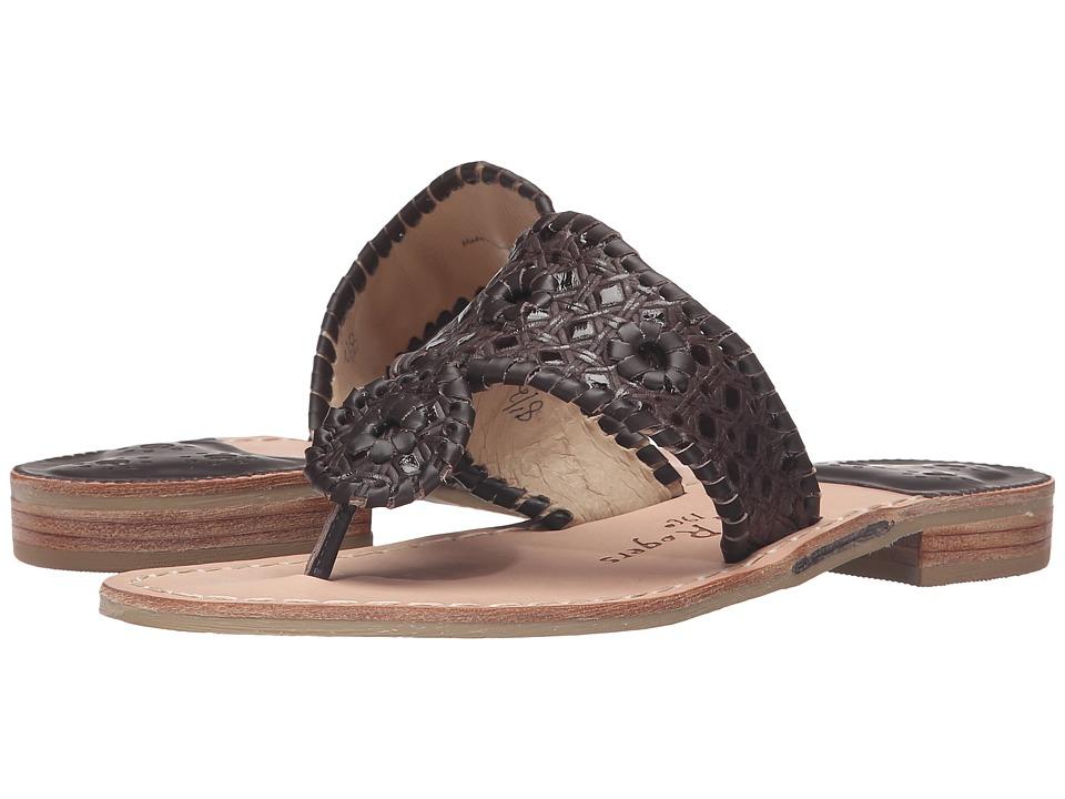 Jack Rogers - Tyler (Dark Espresso) Women's Sandals
