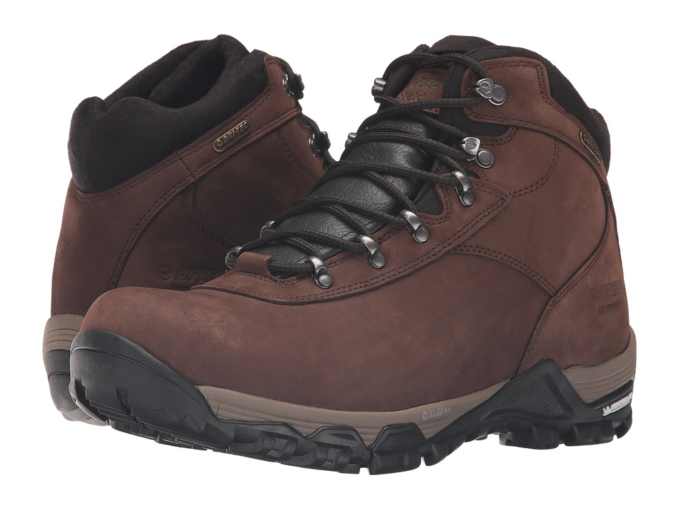 Hi-Tec - Altitude OX I Waterproof (Dark Chocolate) Men's Shoes