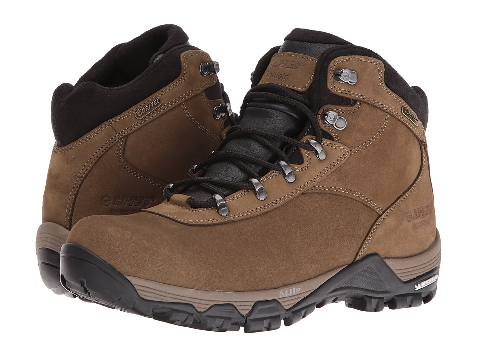 Hi-Tec - Altitude OX I Waterproof (Smokey Brown) Men's Shoes