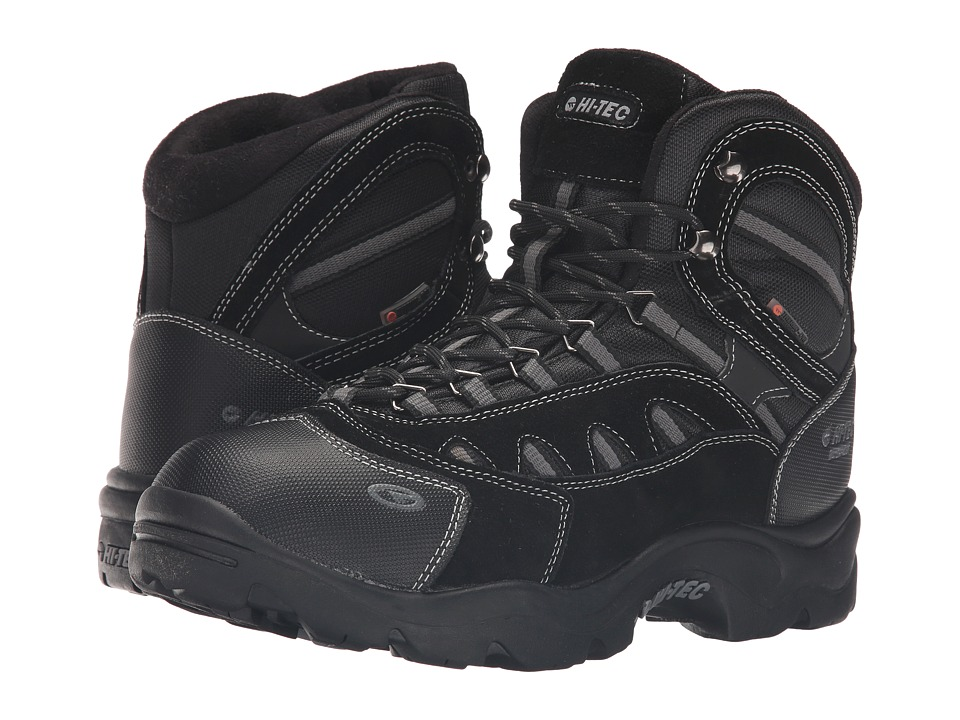 Hi-Tec Bandera Mid 200 Waterproof (Black/Charcoal) Men