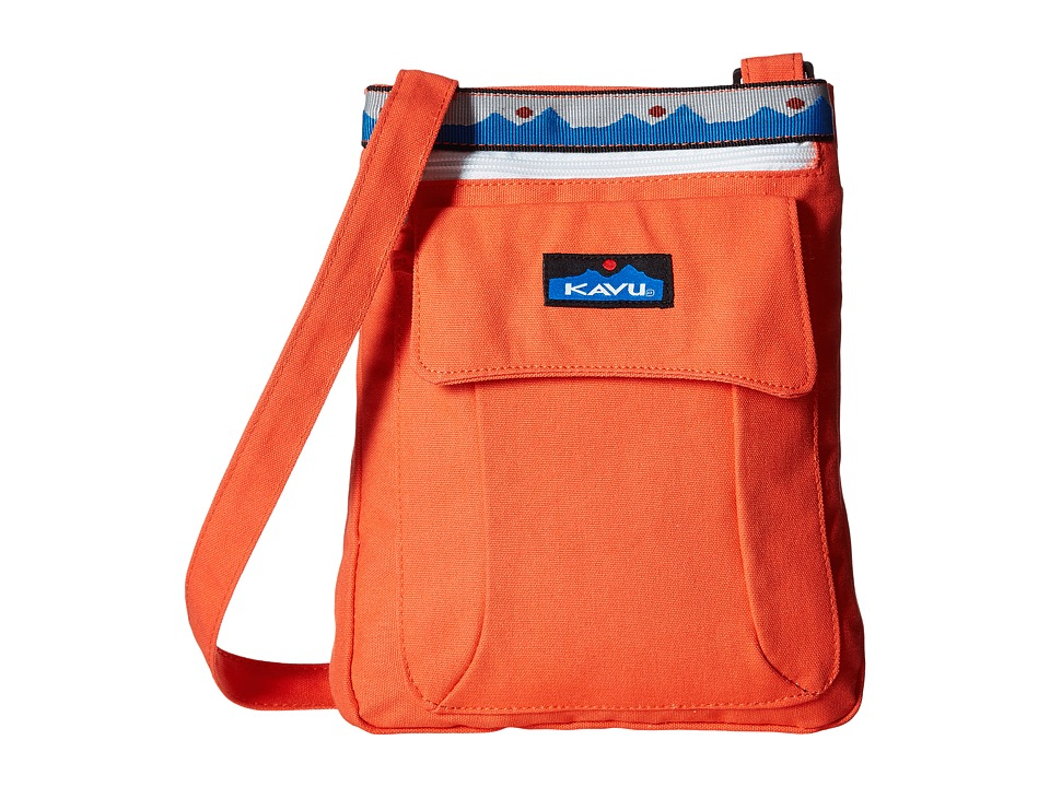 KAVU - Keeper (Mandarin) Cross Body Handbags