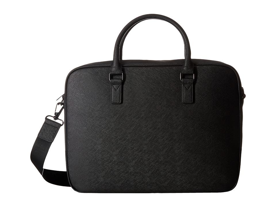 Armani Jeans - Borsa Briefcase (Black) Briefcase Bags