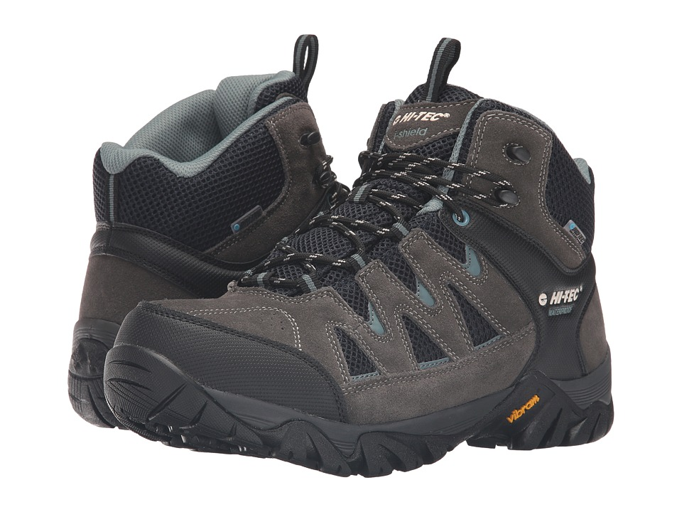 Hi-Tec - Sonorous Mid II I Waterproof (Gull Grey/Black/Goblin) Men's Shoes