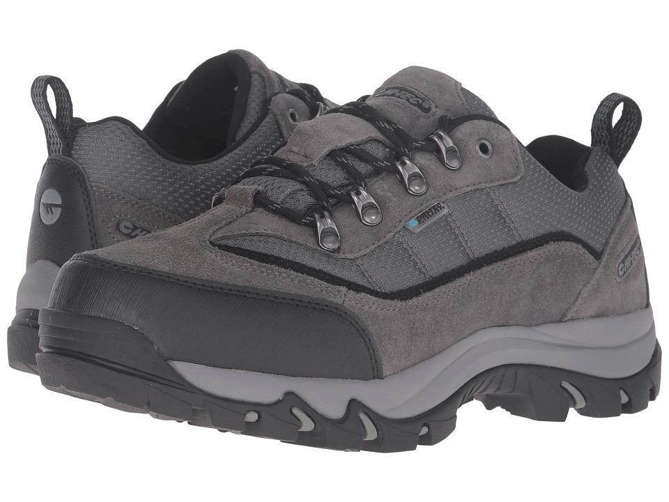 Hi-Tec Skamania Low Waterproof (Dark Charcoal/Black/Grey) Men