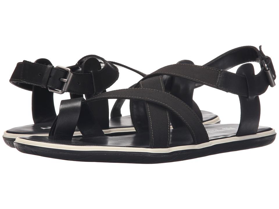 Armani Jeans - Sandal (Black) Men's Sandals