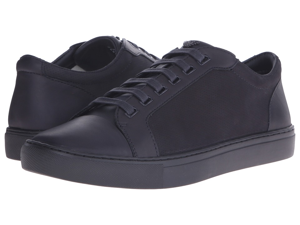 Armani Jeans - Sneaker (Blue) Men's Lace up casual Shoes