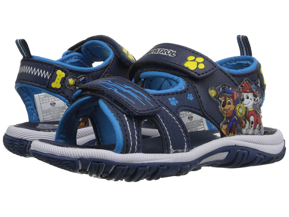 Josmo Kids - Paw Patrol Sandal (Toddler/Little Kid) (Navy/Blue) Boys Shoes