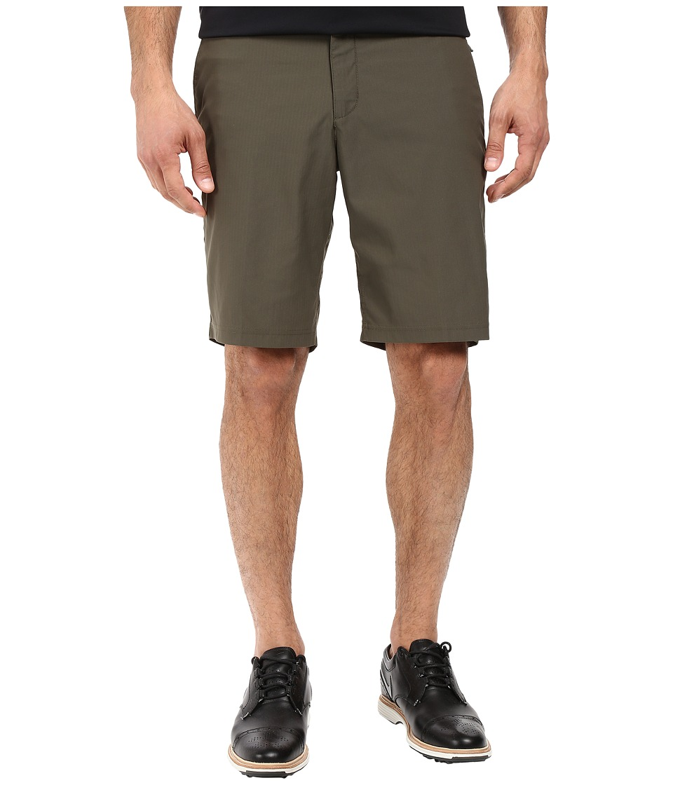 Nike Golf - Tiger Woods Practice Shorts 2.0 (Cargo Khaki/Reflective Silver) Men's Shorts