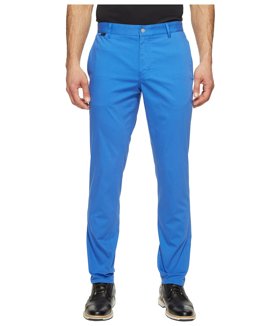 Nike - Modern Fit Washed Pants (Game Royal/Wolf Grey) Men's Casual Pants