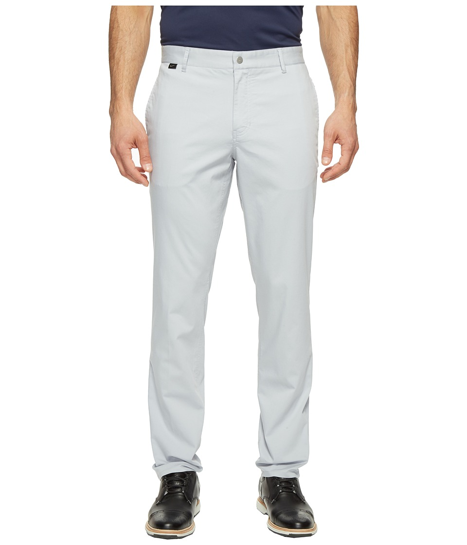 Nike - Modern Fit Washed Pants (Wolf Grey/Wolf Grey) Men's Casual Pants