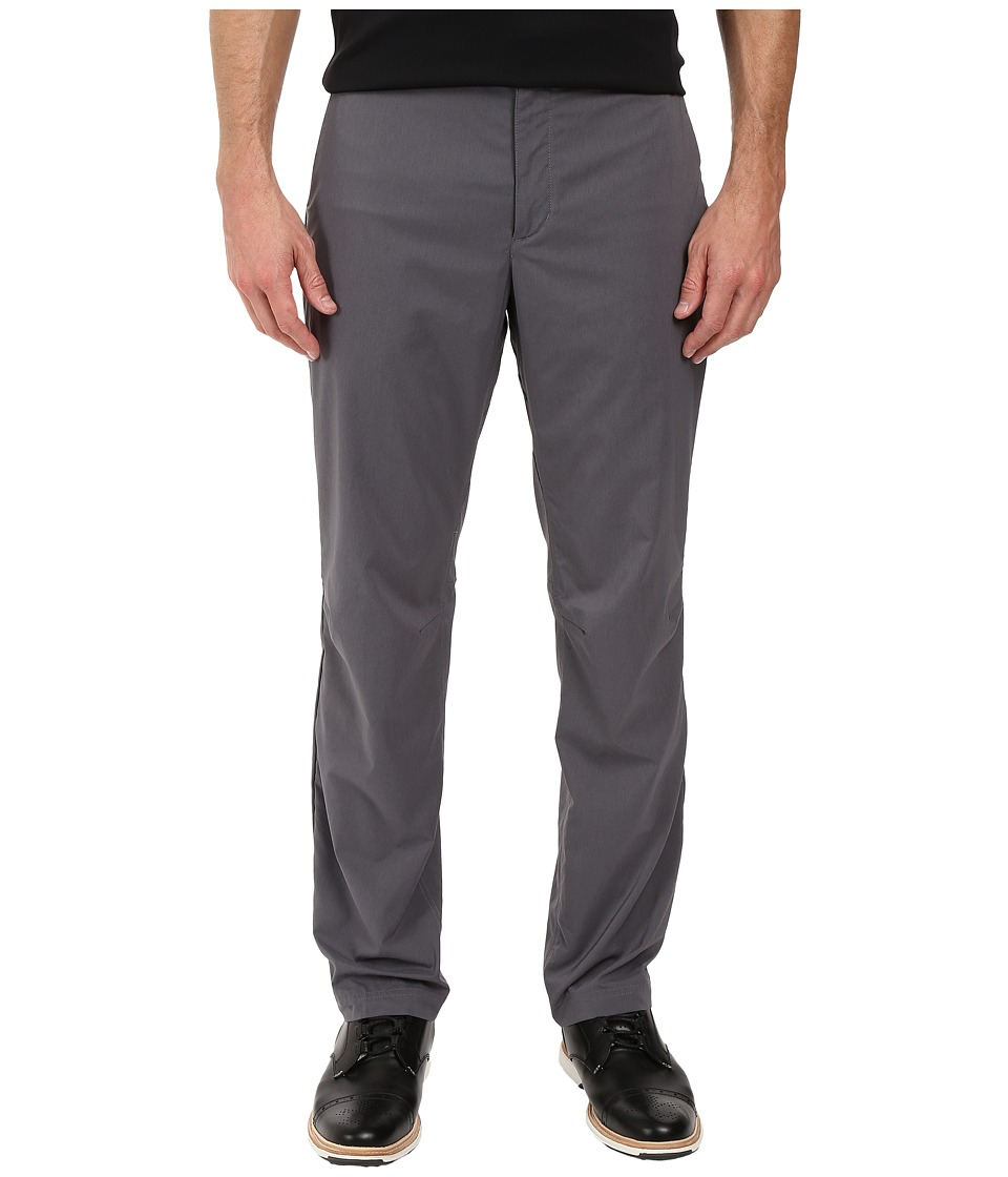 Nike Golf - Tiger Woods Adaptive Fit Woven Pants (Dark Grey/Reflect Black) Men's Casual Pants