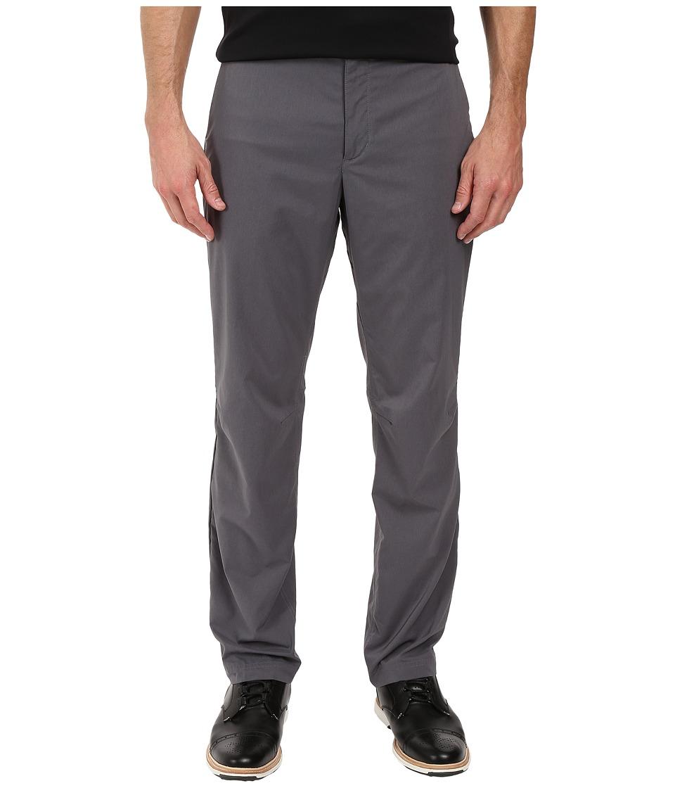 Nike Golf - Tiger Woods Adaptive Fit Woven Pants (Dark Grey/Reflect Black) Men's Casual Pants