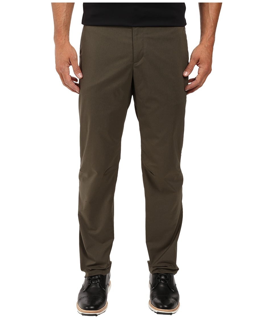 Nike Tiger Woods Adaptive Fit Woven Pants (Cargo Khaki/Reflect Black) Men