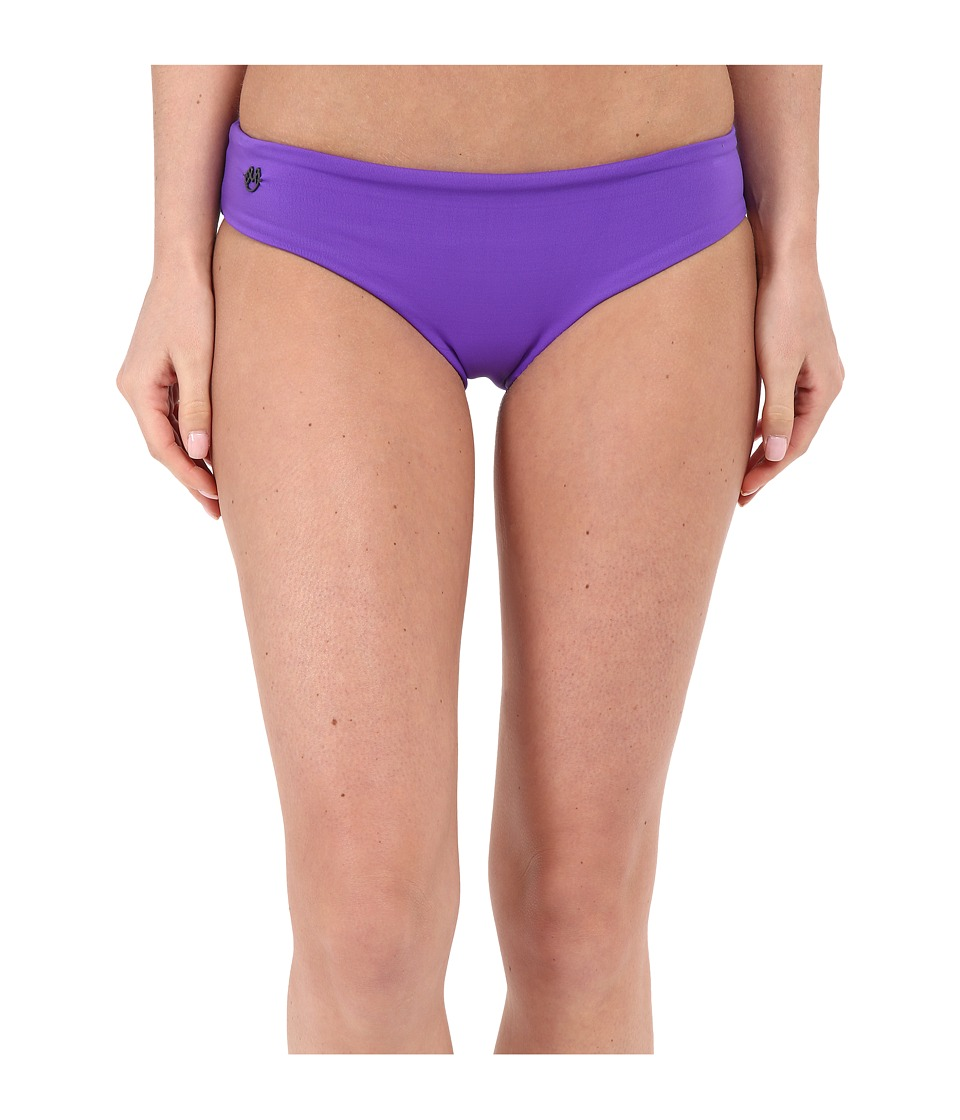 Maaji - Violet Trails Hipster Cut Bottom (Violet) Women's Swimwear