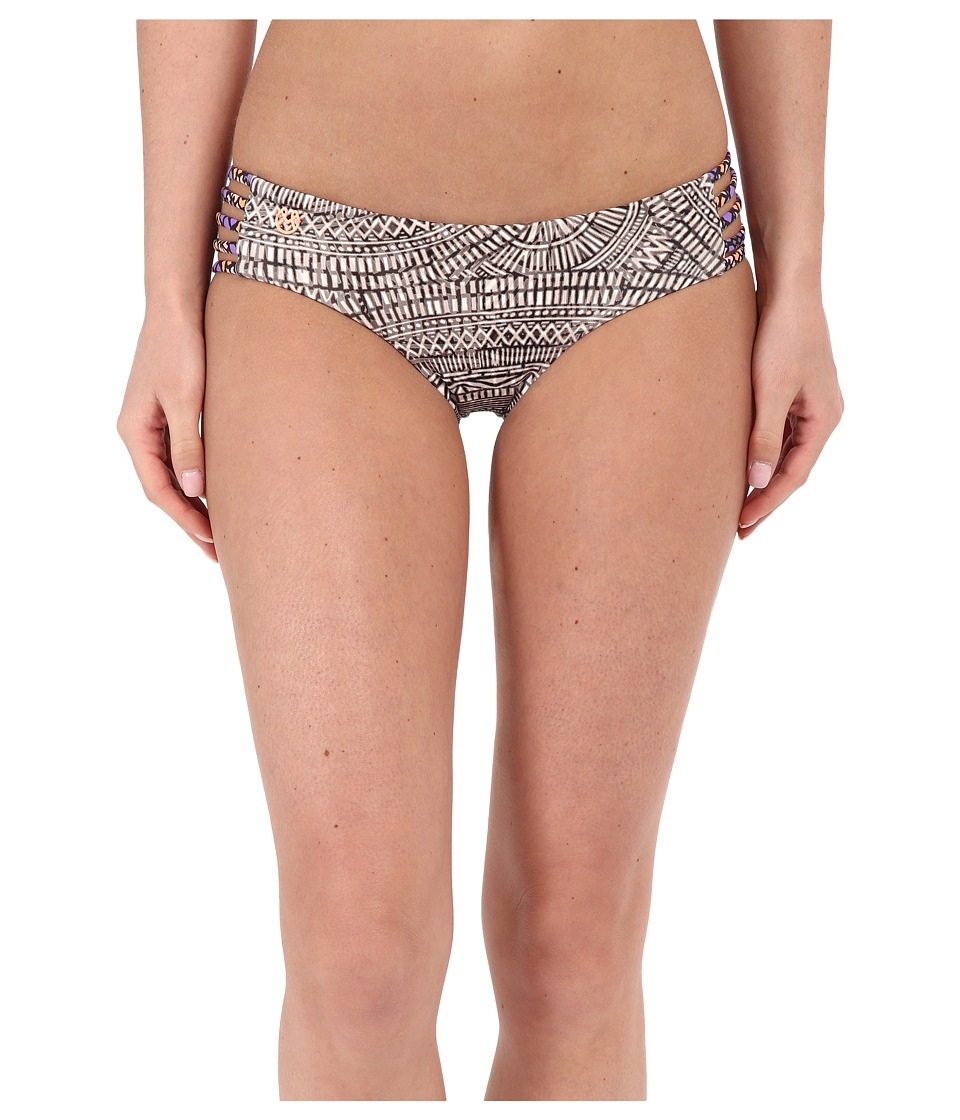 Maaji - Lakes Rivers Hipster Cut Bottom (Multi) Women's Swimwear