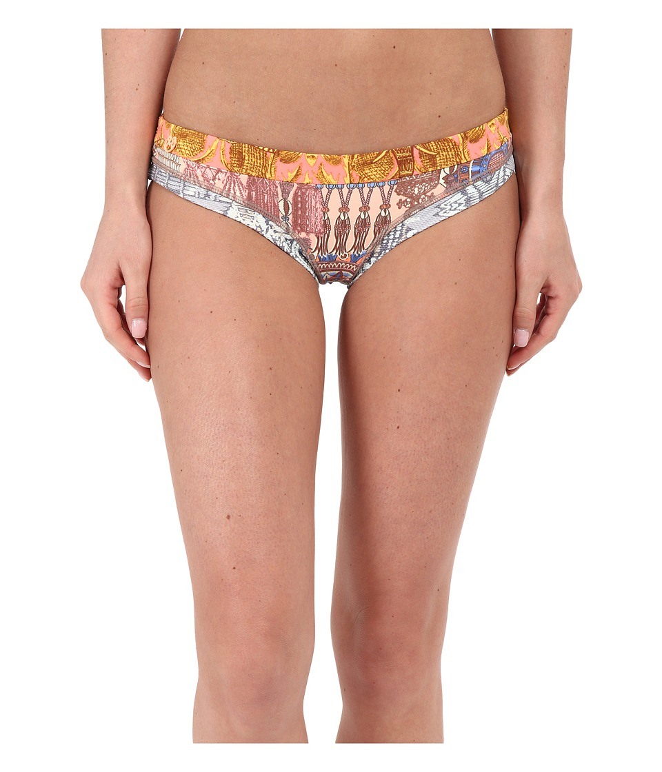 Maaji - CinnaBon Voyage Signature Cut Bottom (Multi) Women's Swimwear