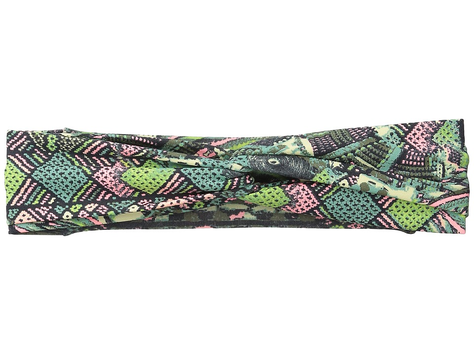Maaji - Green Beach Turban (Multi) Hair Accessories