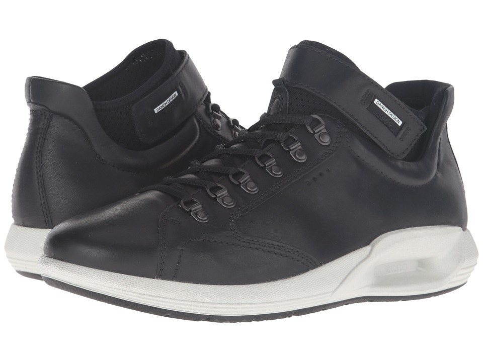 ECCO CS16 High (Black) Men