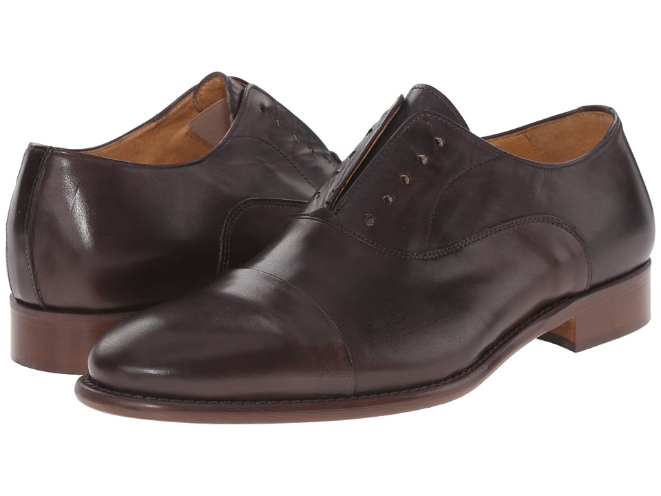 Kenneth Cole New York - Beep-ER (Dark Brown) Men's Shoes