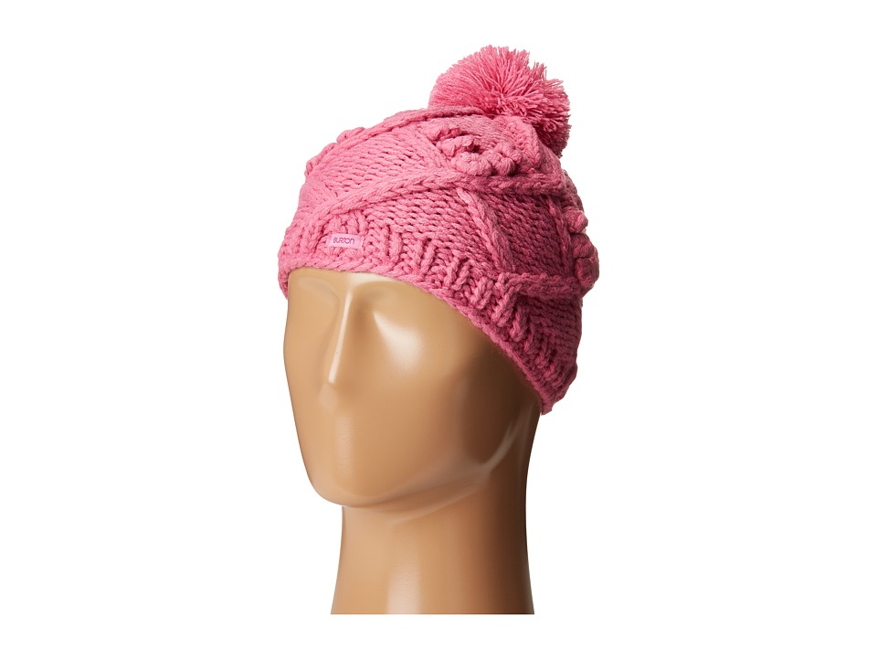 Burton - Chloe Beanie (Little Kids/Big Kids) (Super Pink) Beanies