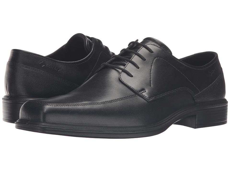 ECCO Johannesburg GTX Tie (Black) Men