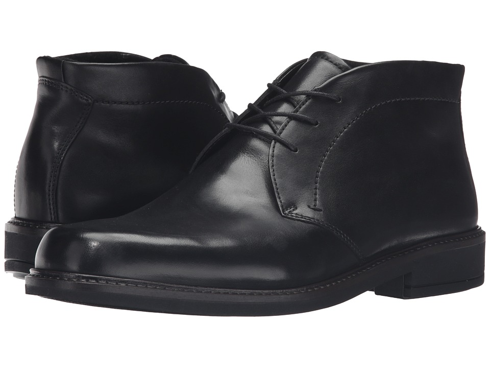 ECCO - Holton Boot (Black) Men's Boots