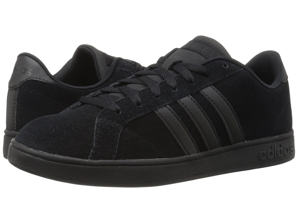 adidas - Baseline (Black) Men's Basketball Shoes